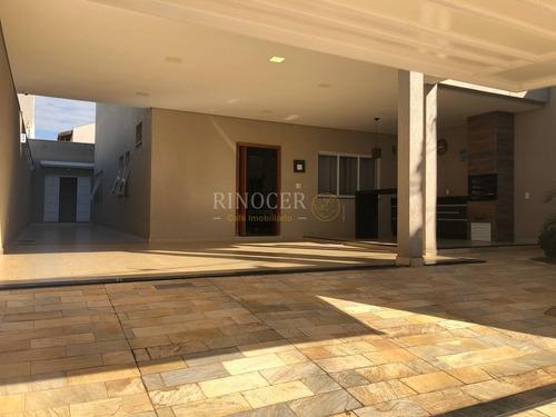 Imagem 1 de 30 de Casa Padrão Em Franca - Sp - Ca0252_rncr