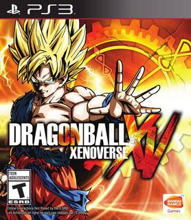 Dragon Ball Xenoverse+seasonpass - Ps3 - Digital - Manvicio
