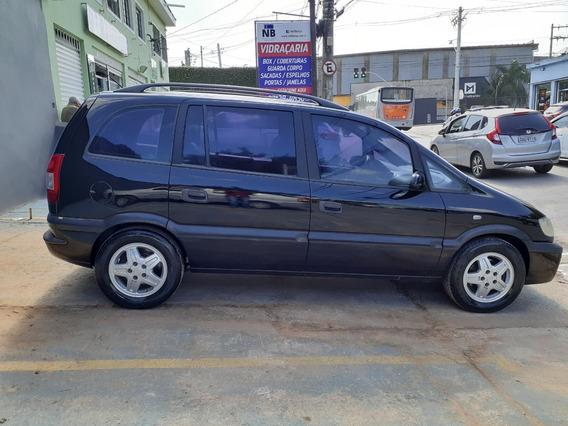 Gm Zafira 2.0 Flex 7 Lug 2008 Completa Novíssima $ 21900