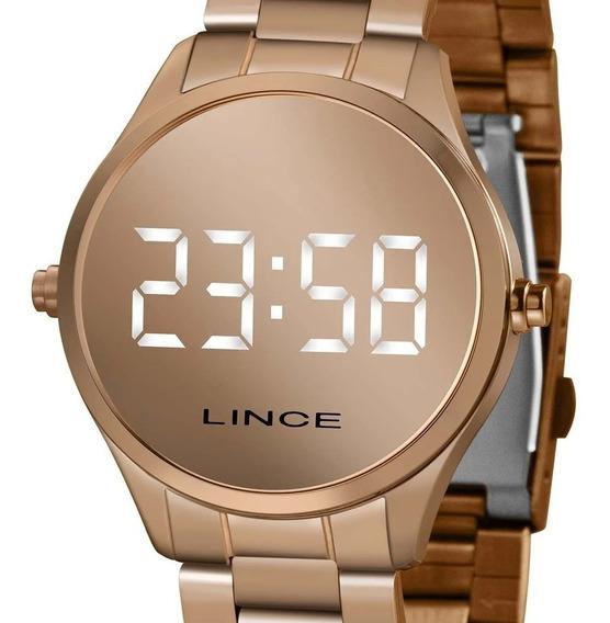 Relógio Lince Feminino Original Sk63 Com Nota Fiscal