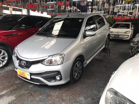 Toyota Etios 1.5 Platinum Hatch 2018