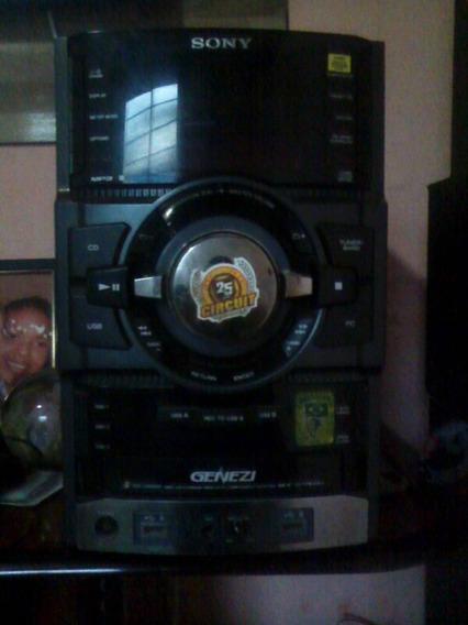 Sony Mhc Grt88. Com Todas As Caixas Acústicas.