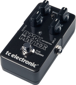 Pedal De Guitarra Tc Electronic Dark Matter Distortion *