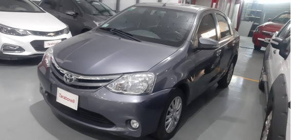 Toyota Etios2015 1.5 Sedan Xls Usados Taraborelli