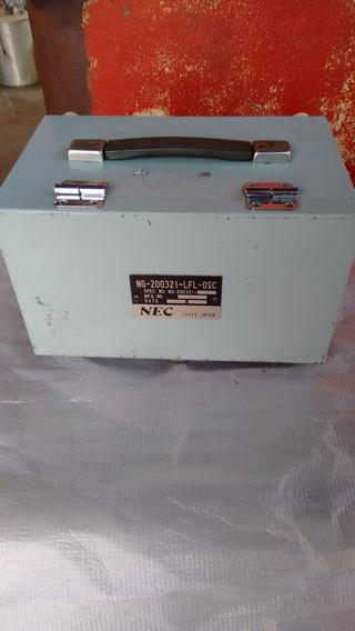 Oscilador Modelo Type Pol- Ll Locator Oscilator. Made In Jap