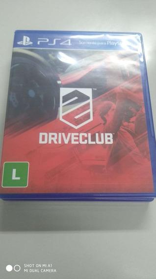 Driveclub - Mídia Física - Ps4