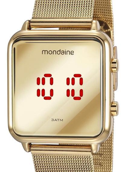 Relógio Mondaine Feminino 32008mpmvde1 Digital