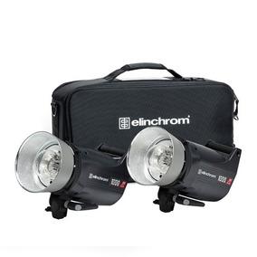 Kit De Flash Elinchrom Elc Pro Hd 1000 To Go