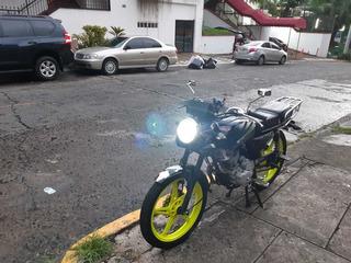 Moto Jaguar 200cc