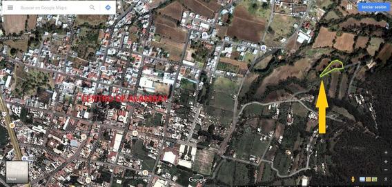 2,243 M2 Terreno En Acambay De Ruiz, Edo. Mex. 2401 M2
