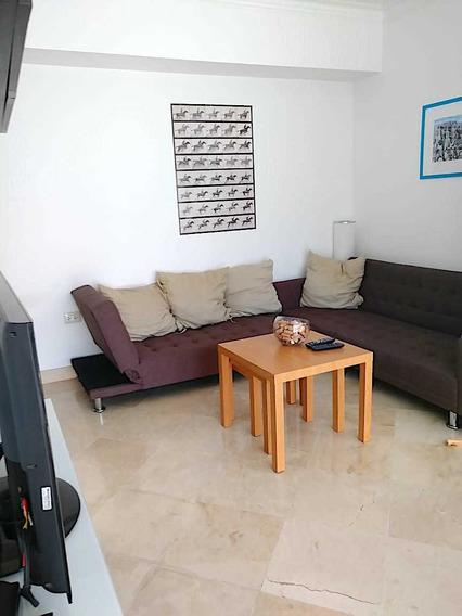 Apartamento En Alquiler Amueblado, Naco