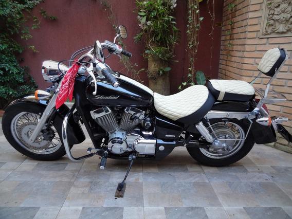 Shadow 750 Honda - Preta 25 Mil Km (2006)