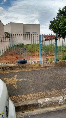 Terreno Residencial À Venda, Jardim Alvorada, Sumaré - Te0500. - Te0500