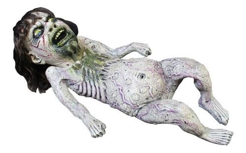 Imagen 1 de 1 de Decorativo De Látex Bebé Poseído Possesed Baby Puppet