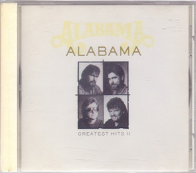 Alabama 1991 Greatest Hits Vol. 2 Cd Born Country / Hats Off