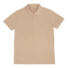 Camisa Polo Masculina Básica Regular Em Algodão Hering 3m11