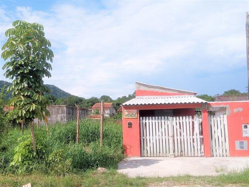 Casa Em Terreno Inteiro Por Apenas R$ 159 Mil Na Praia