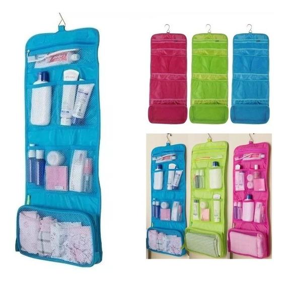 Bolsa De Viaje Organizador Productos De Baño, Cosmeticos