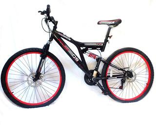 Bicicleta Trilha Dunlop Sports Aro 26 18 Marchas A11849
