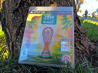 Fifa World Cup Brazil 2014 Ps3 [ Nuevo - Sellado ]