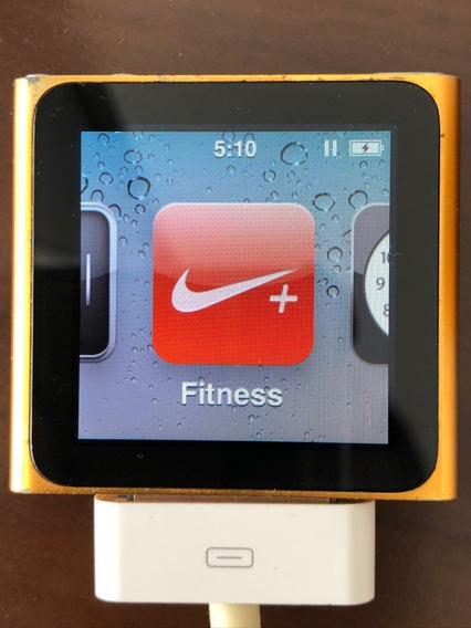 Envio24h! Ler Anúncio! iPod Nano 6ªger 8gb Funciona Parcial