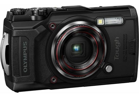 Câmera Olympus Tg 6 (lancamento 2019) . Sem Uso Na Caixa.