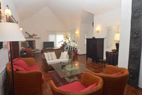 Casa En Venta  4 Dormitorios En San Rafael- Ref: 5217