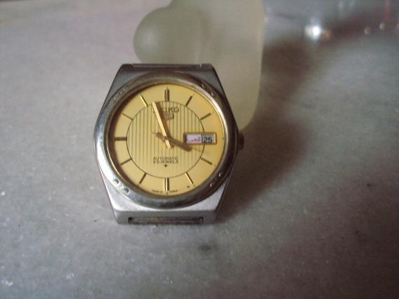 Relógio Seiko 23 Rubis