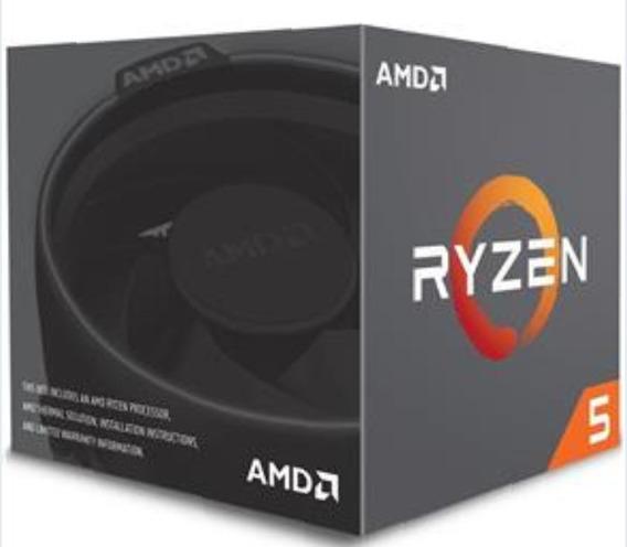 Processador Gamer Amd Ryzen 5 1600 Yd1600bbafbox Com Cooler