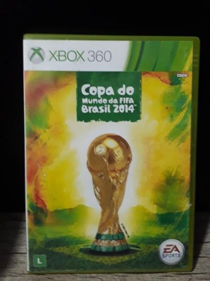 Fifa Copa Do Mundo 2014 Original Xbox 360