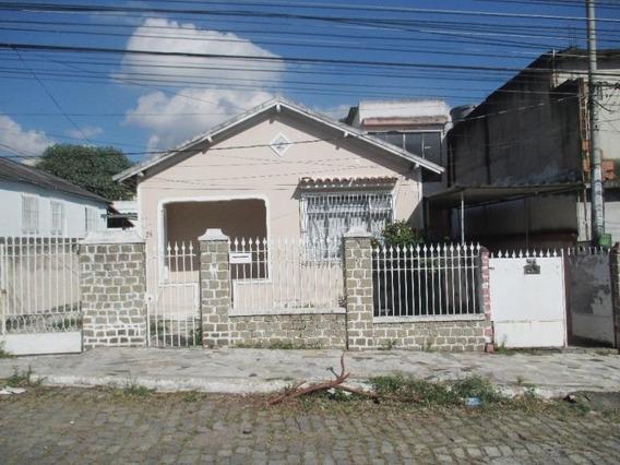 Califórnia/nova Iguaçu. Terreno 360m², Com 3 Casas, Quintal E 3 Vg. Garagem. - Ca00518 - 32690825