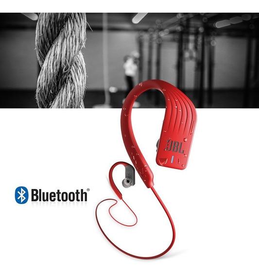 Fone De Ouvido Jbl Endurance Sprint Bluetooth Vermelho