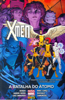 Hq - X-men: A Batalha Do Átomo - Capa Dura