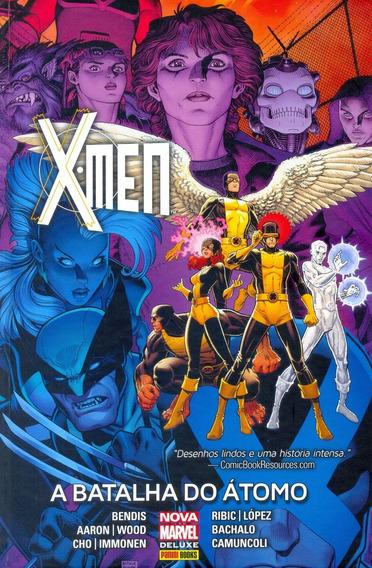 Hq - X-men: A Batalha Do Átomo - Capa Dura