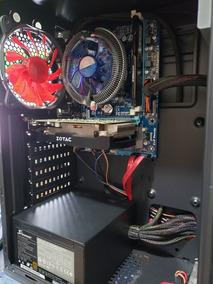 Pc Gamer / Core I5 3330 Completo + Monitor + Teclado + Mouse