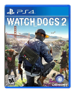Watch Dogs 2 Ps4 Nuevo Y Sellado