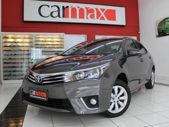Toyota Corolla Gli 1.8 16v Flex, Fve2247