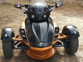 Moto Spyder Rss Can Am