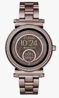 Relogio Smartwatch Michael Kors Access Sofie Mkt5030 Bronze