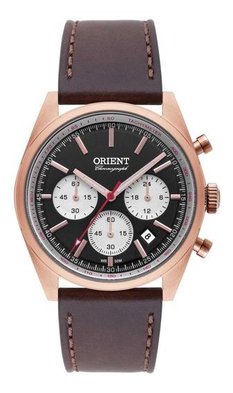 Relógio Orient Analógico Masculino Mrscc016 P1nx