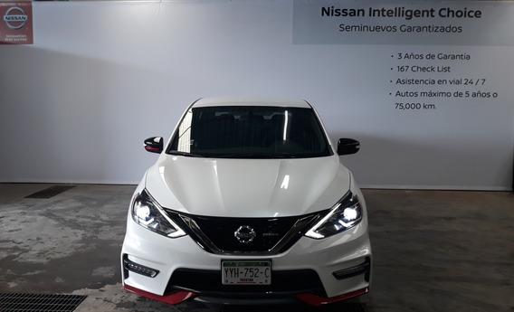 Nissan Sentra Nissmo 2018