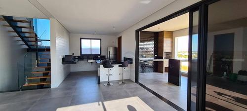Imagem 1 de 16 de Casa Com 3 Suítes  À Venda, 317 M² Por R$ 1.050.000 - Residencial Lagos D'icaraí - Salto/sp - Ca11794