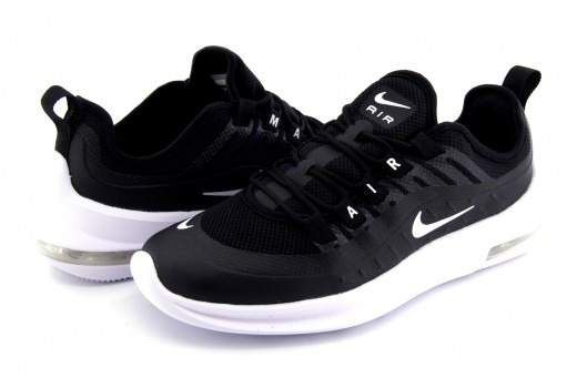 Tenis Nike Aa2168 002 Black/ (white) Air Max Axis 22-27 Dam