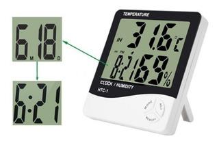Termohigrómetro, Higrómetro, Humedad Termómetro Reloj Htc-1