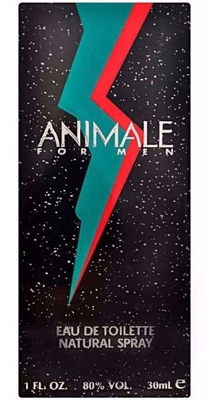 Perfume Animale Masculino 100 Ml Original Lacrado