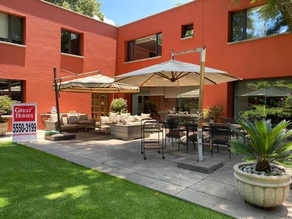 Preciosa Casa En Venta Ó Renta En San Angel