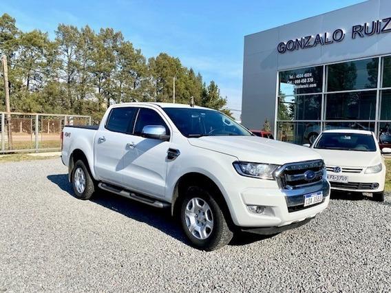 Ford Ranger Xlt Aut 4x4 2018. Único Dueño!!!