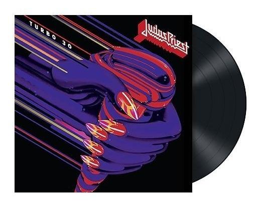 Vinilo Judas Priest Turbo 30 Edicion 30th Anniversary Lp
