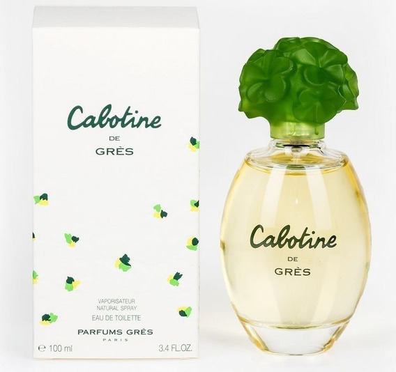 Perfume Cabotine De Grès 100ml Edt Lacrado Oficial