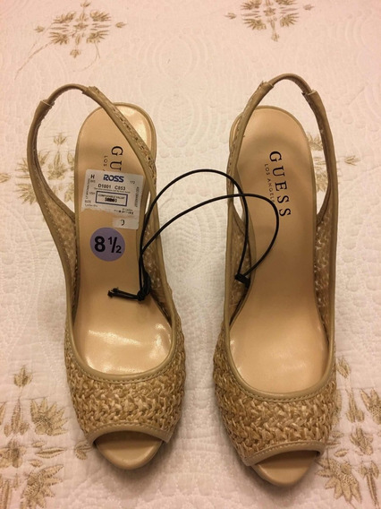 Zapatos Guess Mujer Originales Impecables